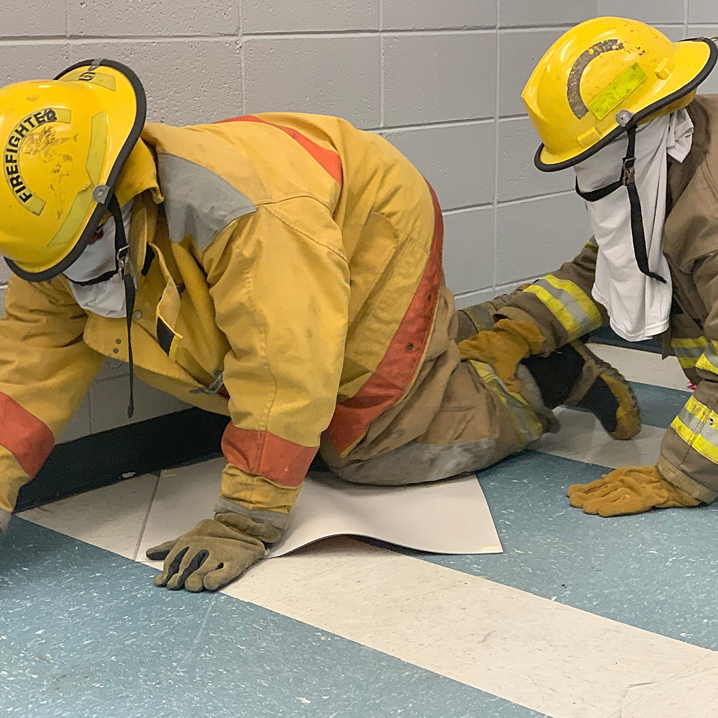FCAHS Students Receive PASS Training
