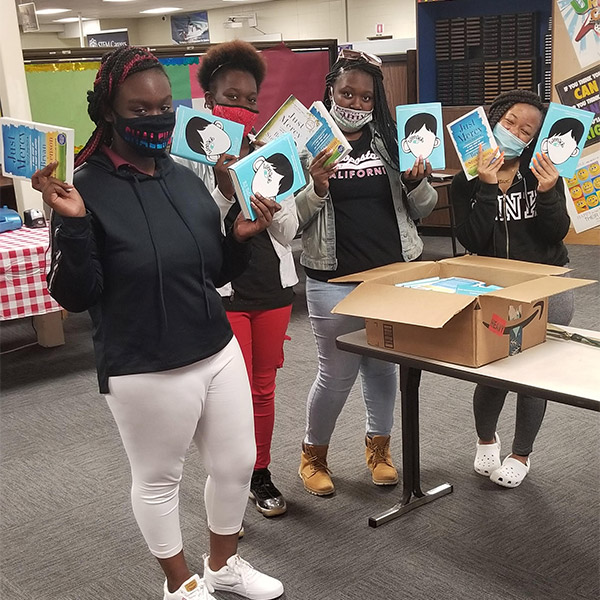DonorsChoose Supports Cleveland Teacher Academy Students