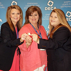 IAHS School Store First in Mississippi Nationally Certified With DECA