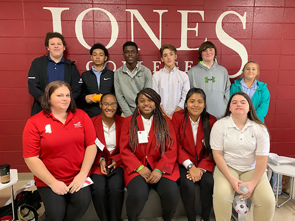 Forrest County students attend SkillsUSA conference