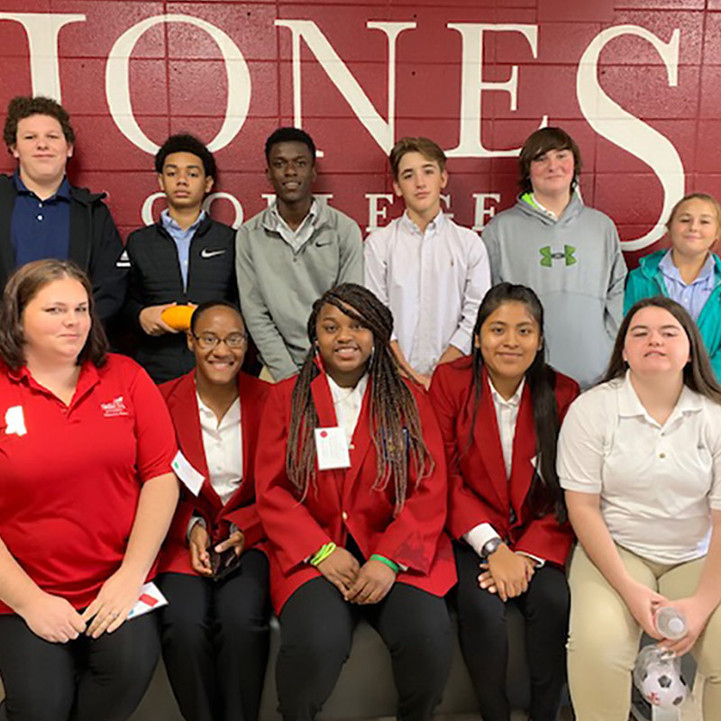 Forrest County SkillsUSA Students Attend Leadership Conference