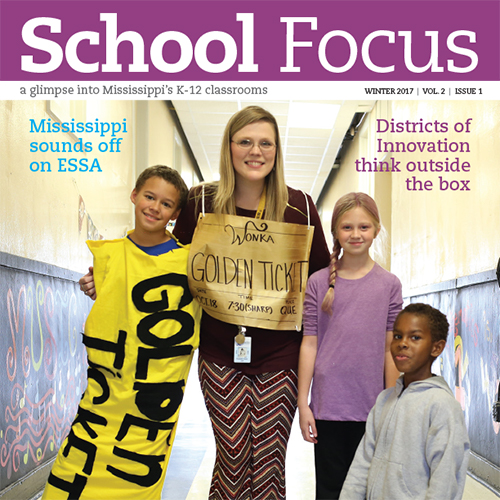 School Focus Winter 2017