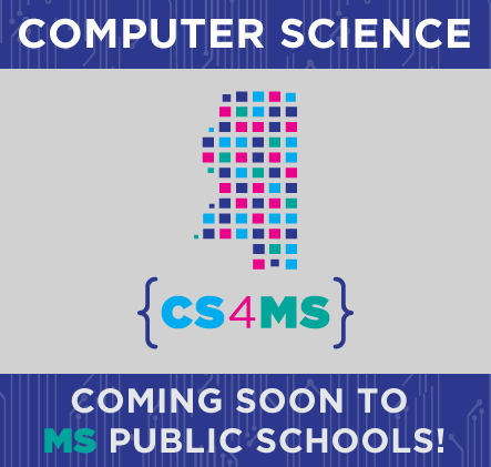 Computer Science is coming to MS schools