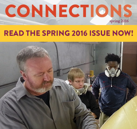 Connections Spring 2016