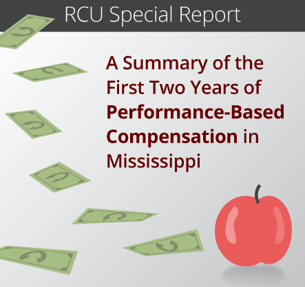 Piloting Performance-Based Compensation in Mississippi