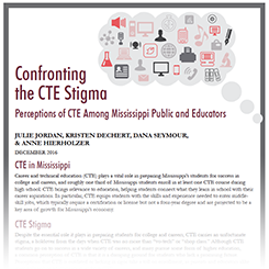 Confronting the CTE Stigma