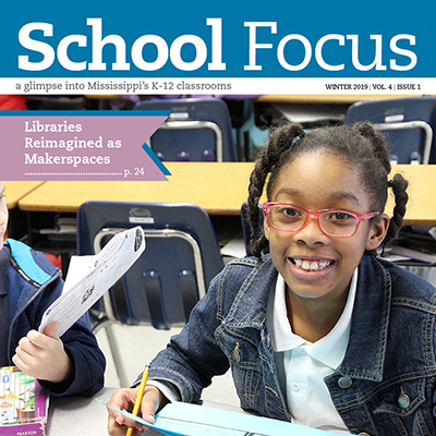 School Focus magazine