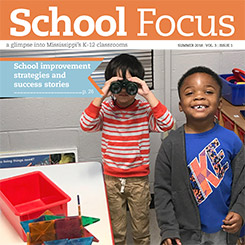School Focus Summer 2018