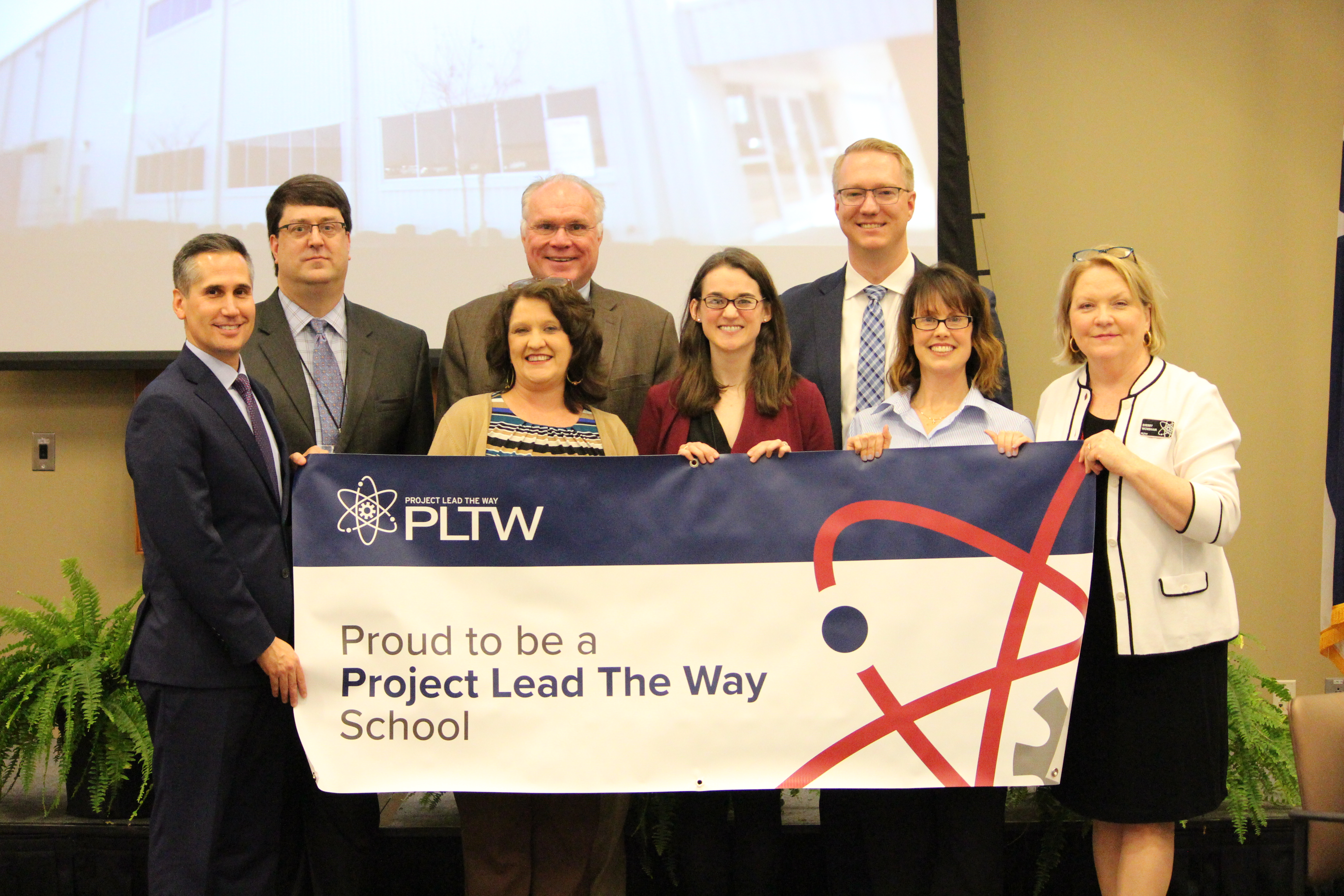 PLTW recipients