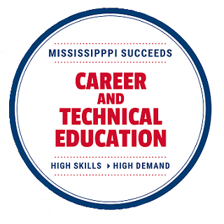 Mississippi Succeeds: Career and Technical Education logo