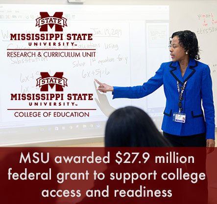 MSU awarded $27.9 million federal grant to support college access and readiness