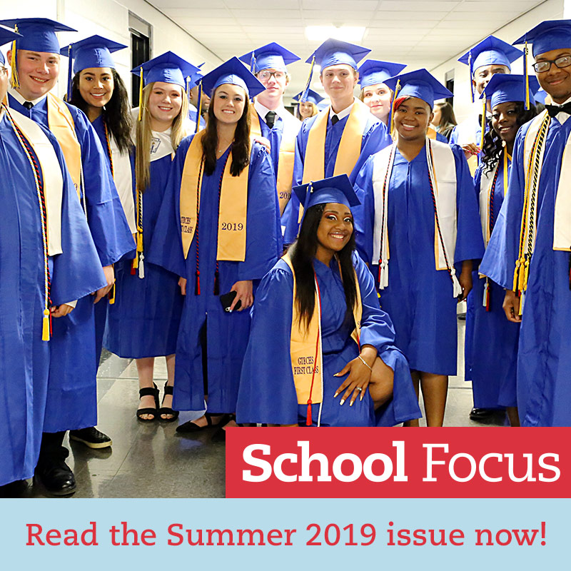 School Focus Summer 2019