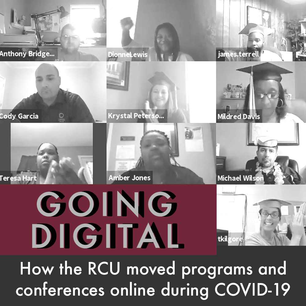 The RCU Goes Digital: How Programs and Conferences Moved Online During COVID-19